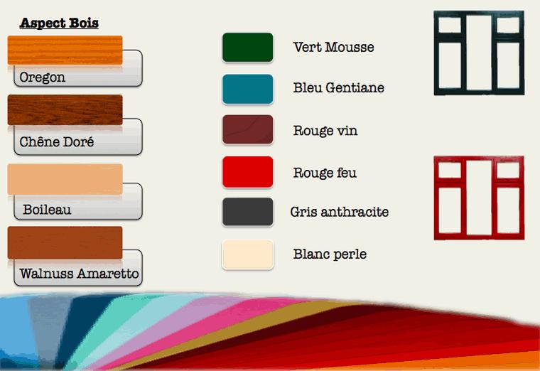 Prix fen tre porte fen tre en pvc estimation en ligne for Prix fenetre pvc couleur