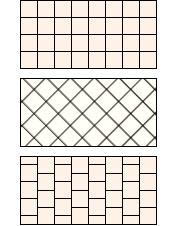 Devis carrelage le prix de pose du carrelage for Carrelage 60x60 pose droite ou diagonale