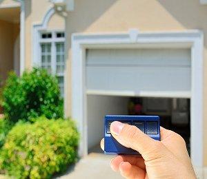 Les différents types d'ouvrants de portes de garage