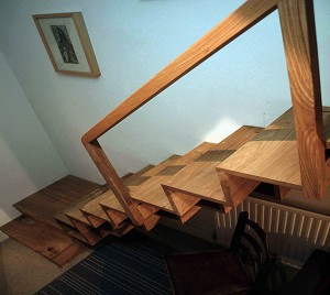 La balustrade