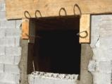 Exemple d'ouverture de mur