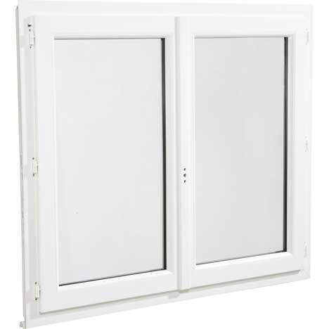 Une fenêtre en PVC