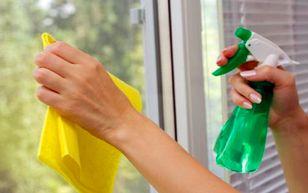 Entretien des fenêtres en PVC
