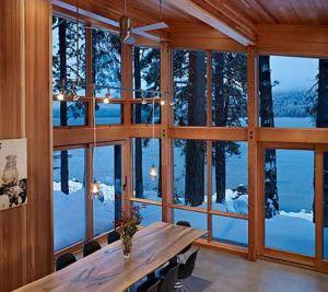 Esthetisme des fenêtres en bois