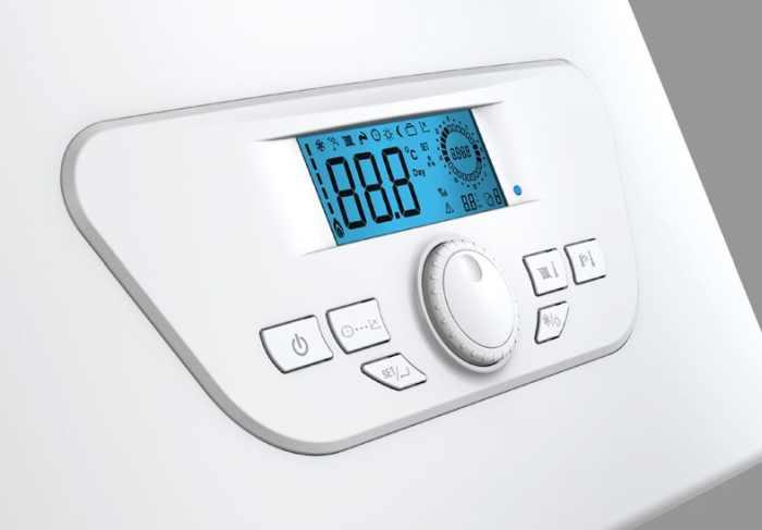 Thermostat chaudière gaz