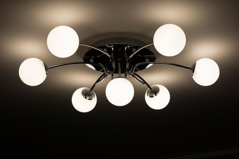 Lumière plafond