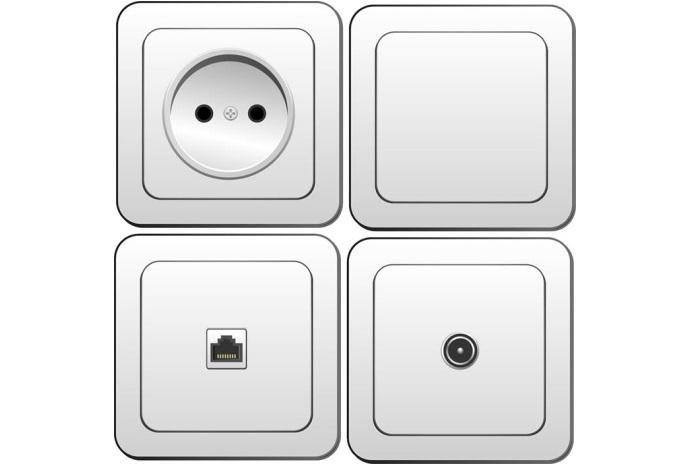 les prises électriques