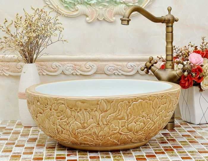 Vasque baroque