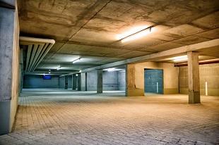 Sous-sol d'immeuble